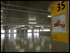 Edifício-garagem adicionou 2.644 vagas ao Aeroporto de Cumbica (Foto: Rosanne D'Agostino/G1)